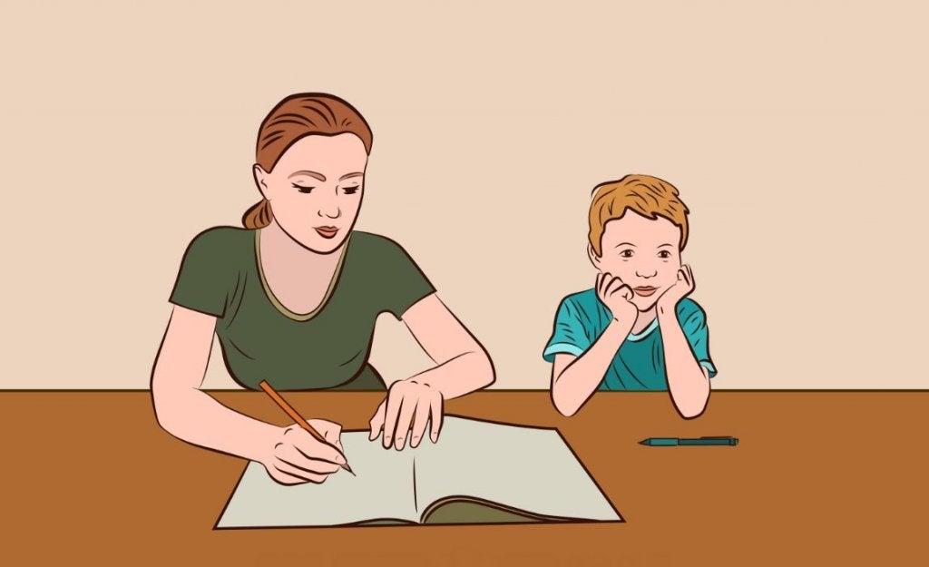5 recomendações para não errar ao ajudar os filhos com o dever de casa