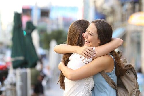 Amizades que curam os corações machucados