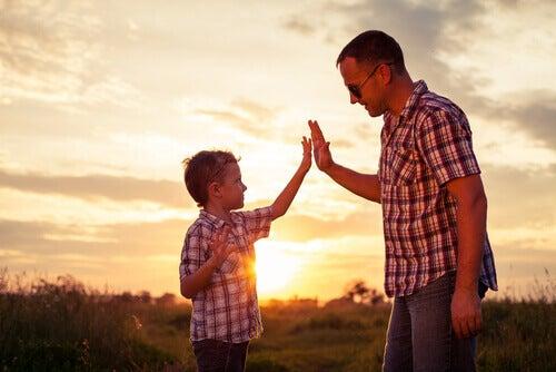 Criar um filho sem castigos físicos