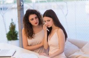 Você está cercado de anjos. São seus verdadeiros amigos.