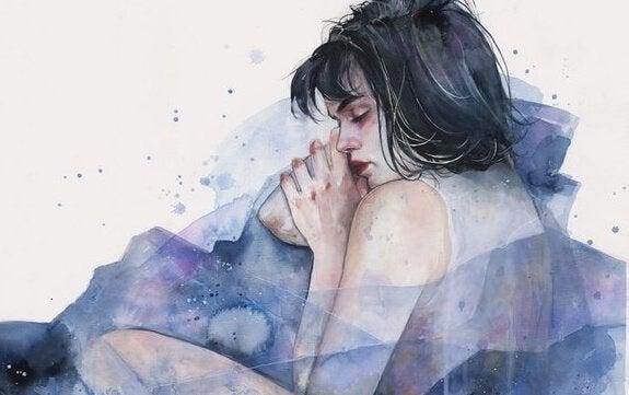 Ansiedade flutuante: o vazio onde vivem meus medos e incertezas