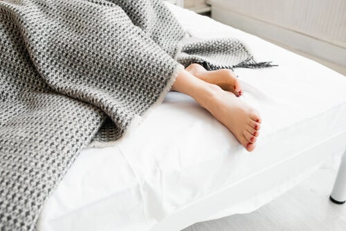 Cobertor pequeno