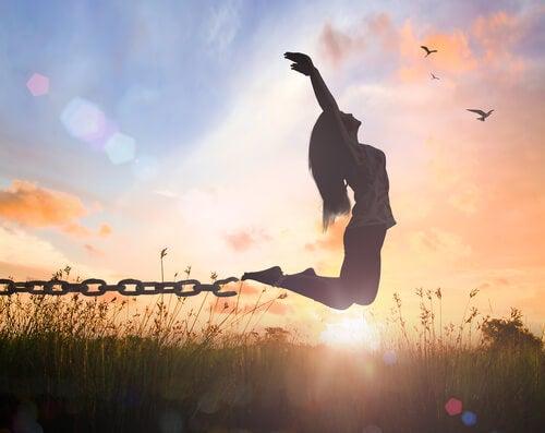 Coragem para se libertar