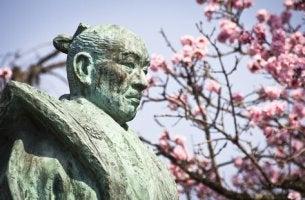 O velho samurai: como responder adequadamente a uma provocação