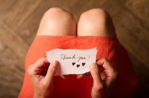3 exercícios para estimular a gratidão