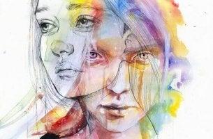 Quando você aceita as suas polaridades, se torna mais você mesmo