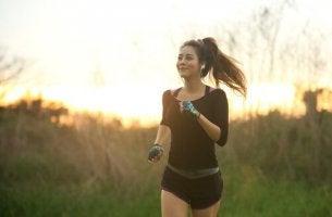 Correr: uma boa maneira de meditar