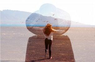 Gestalt-terapia: pare de imaginar e experimente a realidade