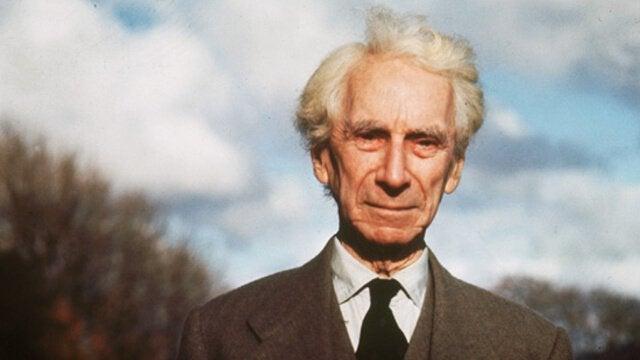Como alcançar a felicidade, segundo Bertrand Russell