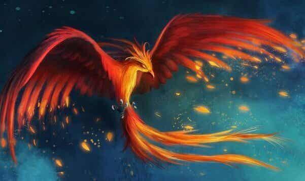 O mito da Fênix: o maravilhoso poder da resiliência