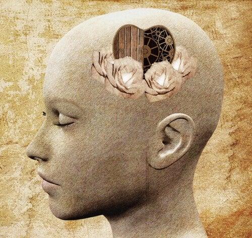Imagem representando a autorreflexão