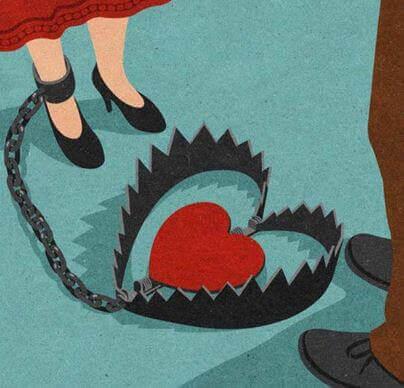 Codependência emocional em um casal