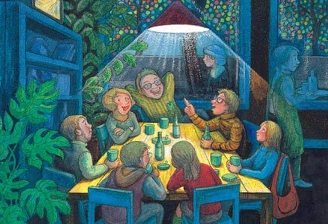 Reuniões familiares