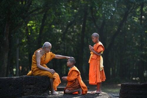 História budista da flecha envenenada