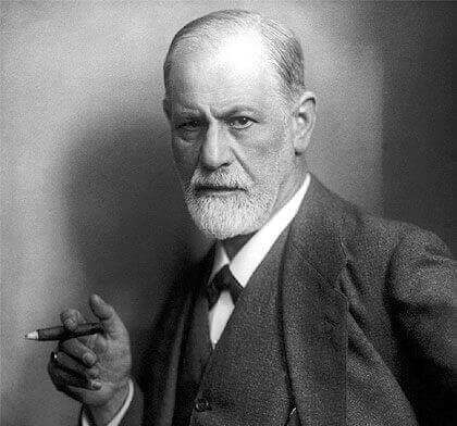 Freud e sua teoria do inconsciente