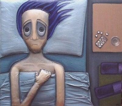 Preocupação e ansiedade noturna