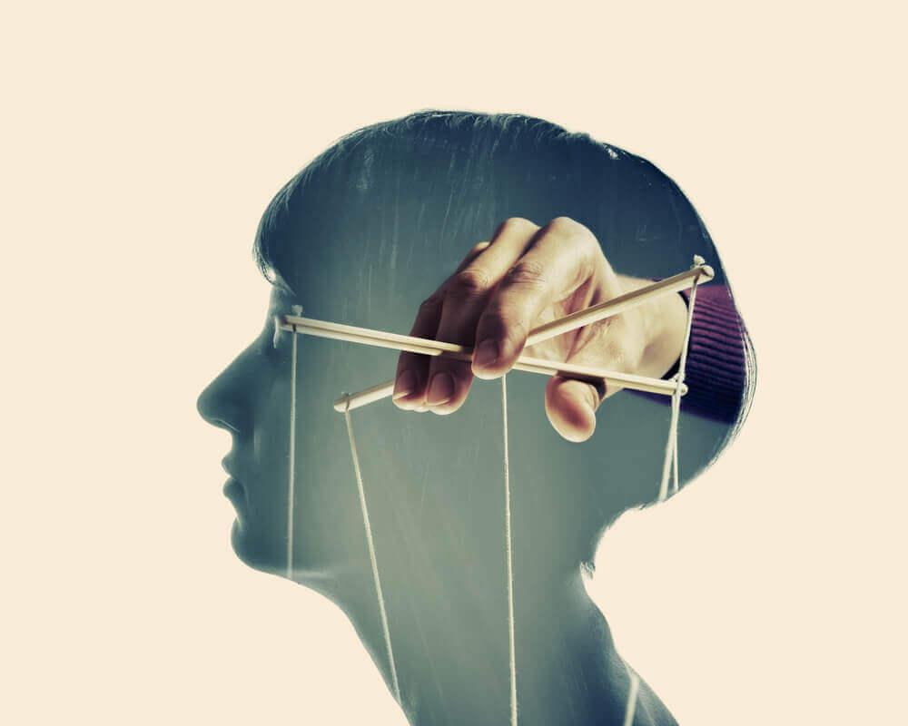 Representação de manipulação emocional