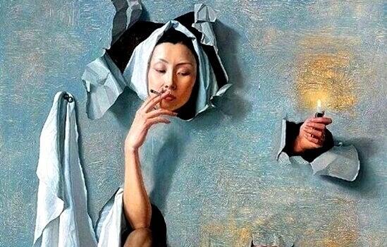 O que se esconde por trás do hábito de fumar?