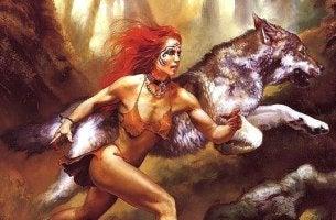 Toda mulher tem uma loba dentro de si