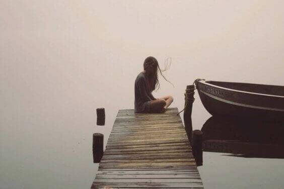 Parar de falar com alguém como um castigo