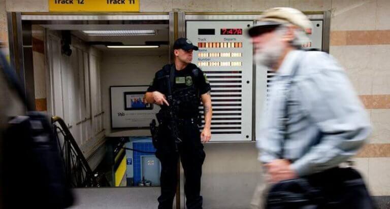 Segurança contra atentados terroristas