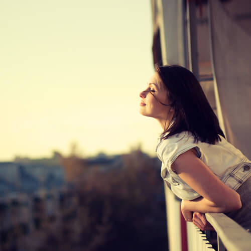 viva a vida com felicidade