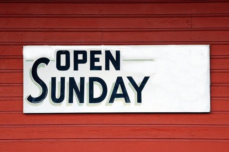 Por que os domingos causam angústia?
