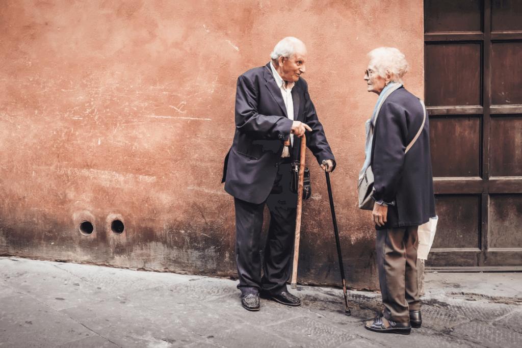 O que é o envelhecimento ativo?