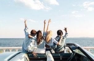 Quais são os traços de um bom companheiro de viagem?