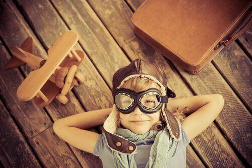 Fomentar a criatividade das crianças
