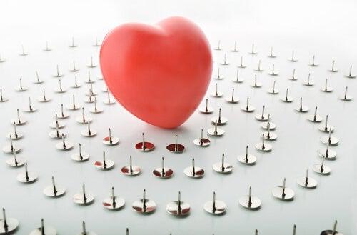 Cicatrizes da alma e do coração