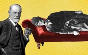 Charles Chaplin e Freud