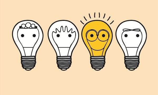 A importância das novas ideias