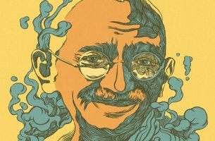 Frases de Gandhi para refletir