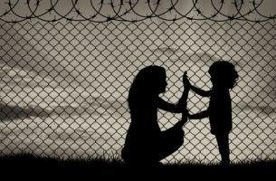 O drama dos refugiados: na terra de ninguém