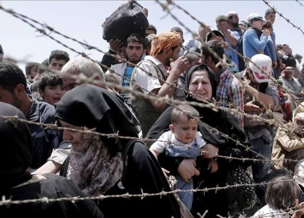 O drama dos refugiados em todo o mundo