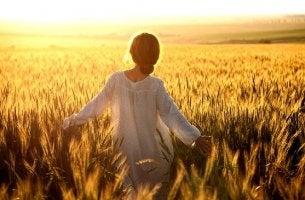 O contato com a natureza é um dos remédios naturais contra a depressão