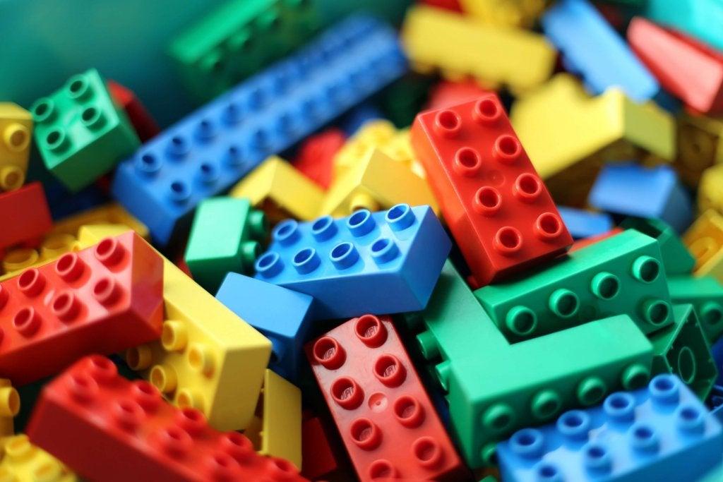 Benefícios psicológicos do LEGO