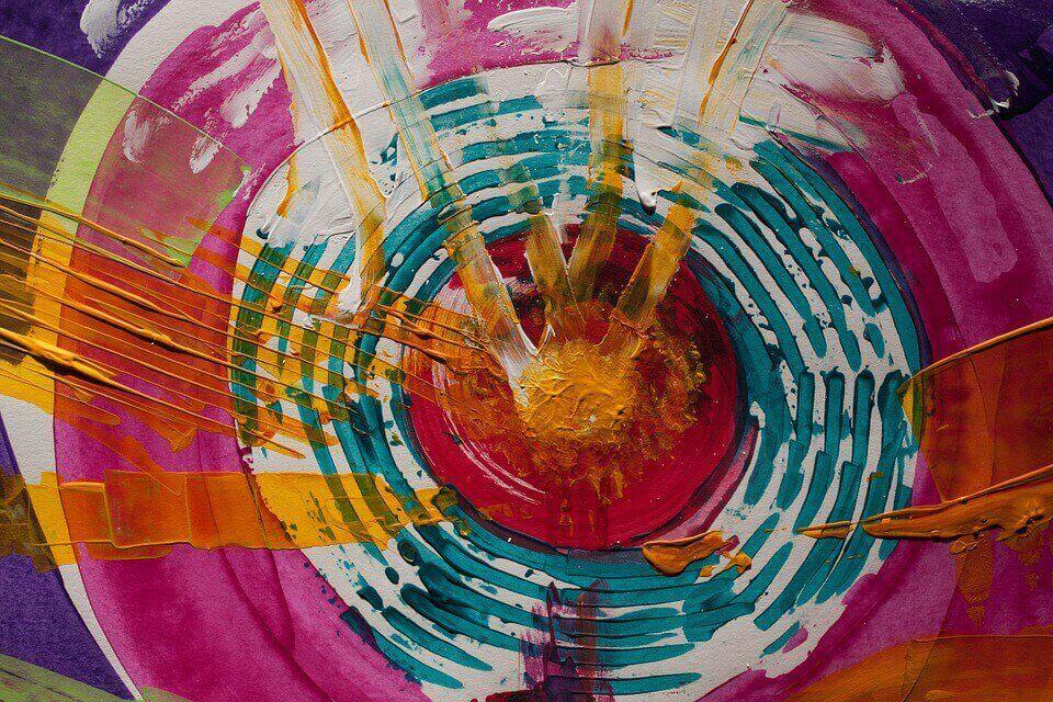 A pintura nos oferece diversos estímulos
