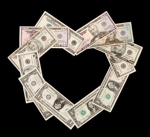 O amor ao dinheiro não nos traz nada bom