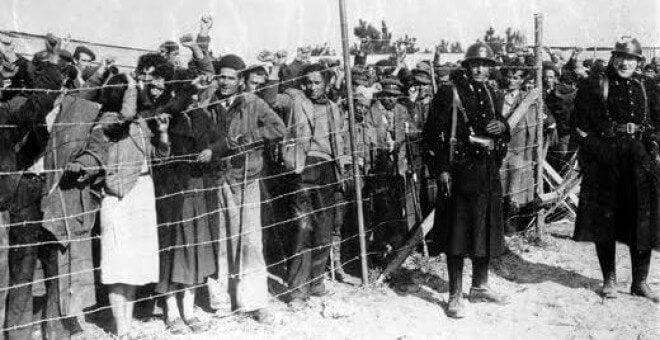 Refugiados da Guerra Civil Espanhola