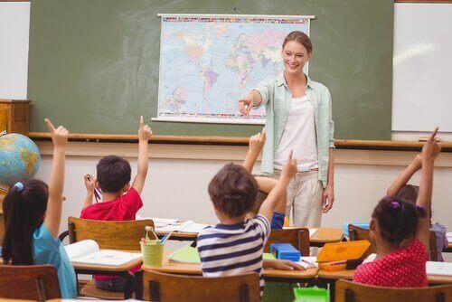 O aprendizado lento nas escolas
