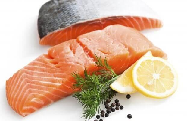 O peixe ajuda a fortalecer a memória