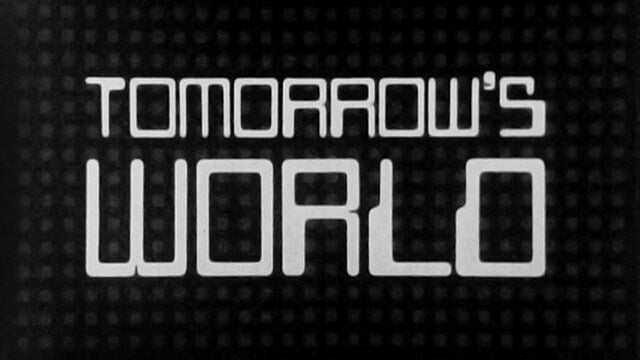 Programa 'Tomorrow's World'