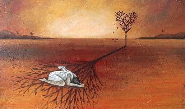 Pessoas que precisam ser amadas raramente encontram o que procuram