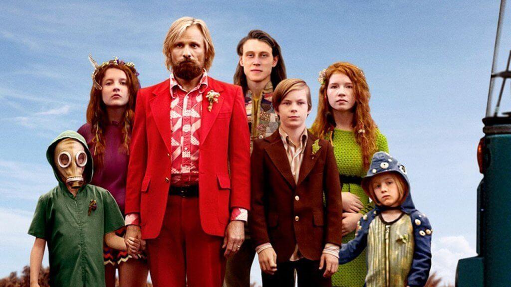 Capitão Fantástico: um filme que apresenta um caminho para a reflexão
