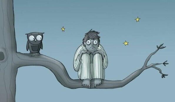 As consequências da falta de sono