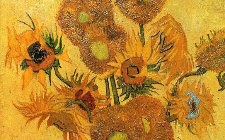 Girassois de Van Gogh
