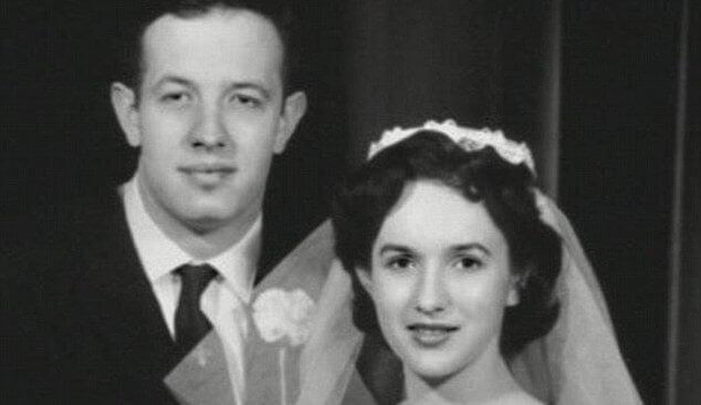 John Nash com sua esposa