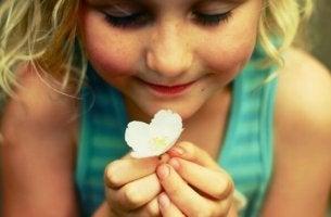 Expressar as emoções na infância